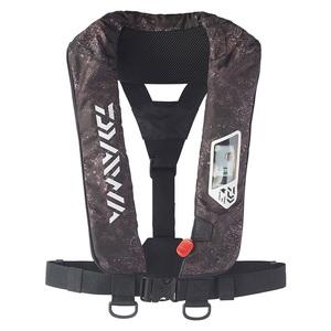 ダイワ(Daiwa) DF-2007 ウォッシャブルライフジャケット(肩掛けタイプ手動・自動膨脹式) 08370186