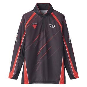 ダイワ(Daiwa) DE-74020 PROVISOR ウィックセンサー ジップアップ メッシュシャツ 08331981