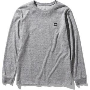 THE NORTH FACE(ザ・ノースフェイス) L/S SMALL BOX LOGO TEE(ロングスリーブスモールボックスロゴティー)Men's NT32041 メンズ長袖Tシャツ