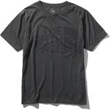 THE NORTH FACE(ザ・ノースフェイス) S/S COL HEATHER LOGO T(ショートスリーブカラーヘザーロゴティー) Men's NT32060 メンズ速乾性半袖Tシャツ