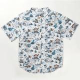 Columbia(コロンビア) ラピッド リバー プリンテッド ショート スリーブ シャツ Men's AE0094 メンズ半袖シャツ
