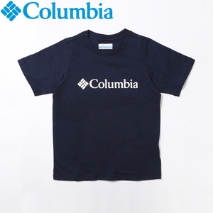 Columbia(コロンビア) CSC Basic Logo S/S(CSC ベーシック ロゴ ショートスリーブ) Kid's AY0090