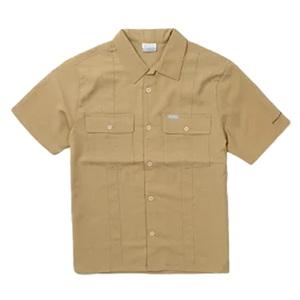 Columbia(コロンビア) Hewson Park SS Shirt ヒューソン パーク ショート スリーブ シャツ Men's PM6518