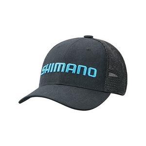 シマノ(SHIMANO) CA-062T ベーシックハーフメッシュキャップ 66670