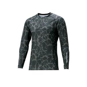 シマノ(SHIMANO) IN-061Q サンプロテクション ロングスリーブシャツ 67051 フィッシングシャツ