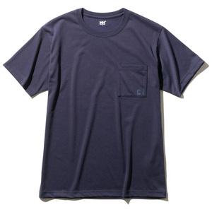 HELLY HANSEN(ヘリーハンセン) 【21春夏】M S/S Logo Pocket Tee(ショートスリーブロゴポケットティー)メンズ L HB(ヘリーブルー) HOE62007