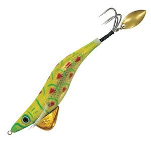 ハリミツ 蛸墨族 35g KNY 鯉のぼりイエロー VE-66