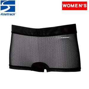 ファイントラック(finetrack) ドライレイヤークール ボクサーショーツ Women's FUW0827 レディースパンツ(ブリーフ&ショーツ)