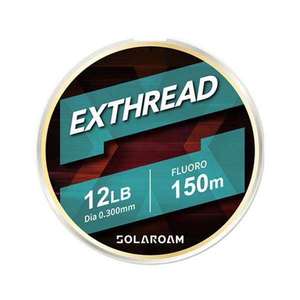 東レモノフィラメント(TORAY) ソラローム エクスレッド 150m S753 ブラックバス用フロロライン