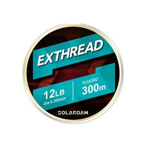 東レモノフィラメント(TORAY) ソラローム エクスレッド ボリュームアップタイプ 300m S753