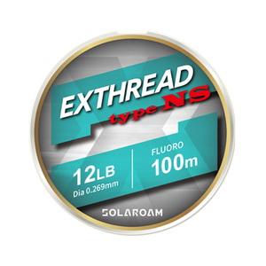 東レモノフィラメント(TORAY) ソラローム エクスレッドtypeNS 100m S756