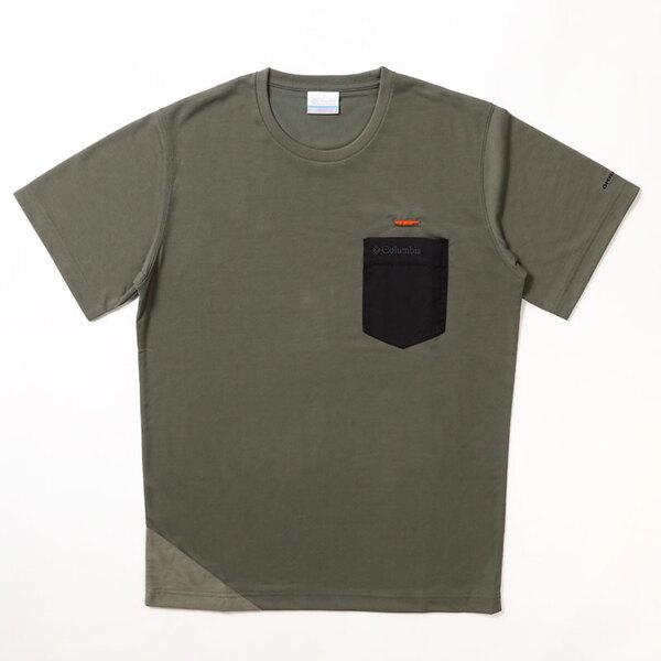 Columbia(コロンビア) セカンド ヒル ショート スリーブ Tシャツ Men's PM1861 メンズ速乾性半袖Tシャツ