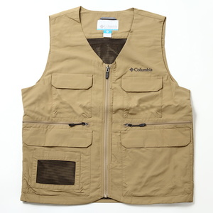 Columbia(コロンビア) 【21春夏】Men's Vidora II Vest(ヴィドラ II ベスト)メンズ PM3439