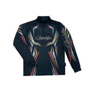 がまかつ(Gamakatsu) 2WAYプリントジップシャツ(長袖) GM-3616 53616-11-0