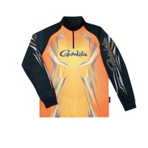 がまかつ(Gamakatsu) 2WAYプリントジップシャツ(長袖) GM-3616 53616-45-0