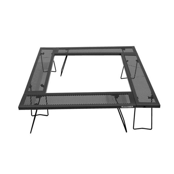 ONOE(尾上製作所) マルチファイアテーブル70周年記念モデルブラック MT-8317-70B キャンプテーブル