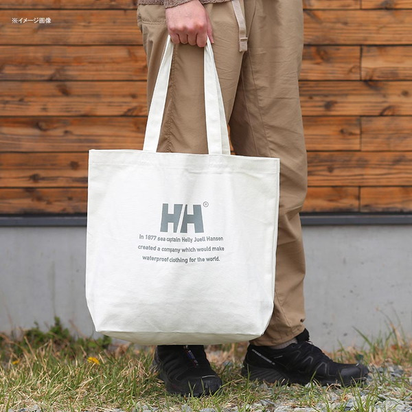 HELLY HANSEN(ヘリーハンセン) LOGO TOTE(ロゴトート) HY91732 トートバッグ