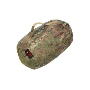 オレゴニアン キャンパー(Oregonian Camper) メッシュ シリンダーバッグ MESH SYLINDER BAG L MULTI CAMO(マルチカモ) OCB830CM