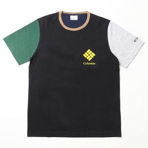 Columbia(コロンビア) Taku Fork SS Tee(タクフォーク ショート スリーブ Tシャツ) Men's M 13 PM1896