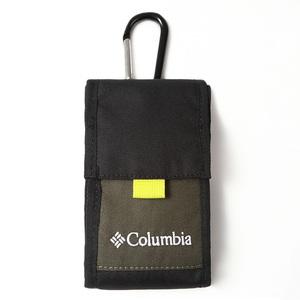 Columbia(コロンビア) PRICE STREAM SLIM POUCH(プライス ストリーム スリム ポーチ) unisex フリー 213(Peatmoss) PU2034