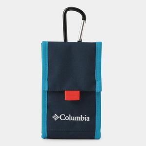 Columbia(コロンビア) PRICE STREAM SLIM POUCH(プライス ストリーム スリム ポーチ) unisex フリー 427(Columbia Navy) PU2034