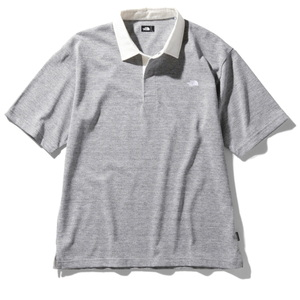 THE NORTH FACE(ザ・ノースフェイス) 【21春夏】Men's S/S RUGBY POLO(ラグビー ポロシャツ)メンズ NT22035