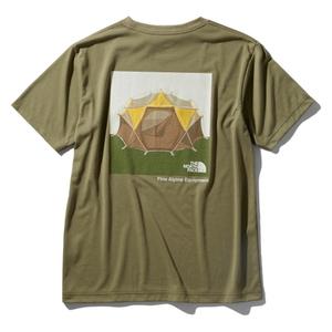 THE NORTH FACE(ザ・ノースフェイス) S/S GRAPHIC CAMP TEE(ショートスリーブグラフィックキャンプティー) Men's NT32050