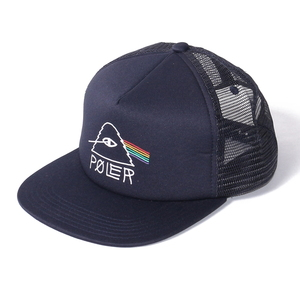 POLeR(ポーラー) PSYCHEDELIC MESH TRUCKER 55100004-NVY