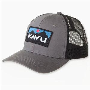 KAVU(カブー) 【21春夏】アバーブスタンダード フリー チャコール 19811060033000