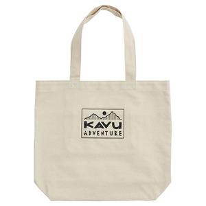 KAVU(カブー) アドベンチャー トートバッグ ブラック 19821029001000
