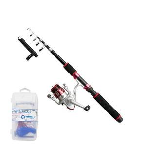 魚釣三昧 PGミニコンパクト サビキ釣セットDX 165