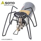 SOTO レギュレーターストーブ【ナチュラム別注カラー】 ST-310SB ガス式