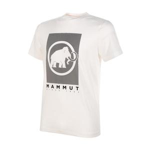 【送料無料】MAMMUT(マムート) Trovat T-Shirt Men's M 00258(bright white PRT2) 1017-09863
