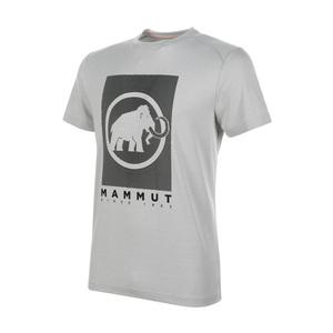 【送料無料】MAMMUT(マムート) Trovat T-Shirt Men's L 00260(highway PRT2) 1017-09863
