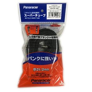 パナレーサー(Panaracer) スーパーチューブ 26×1-3/8 Gバルブ 0TW26-83G-SP-C