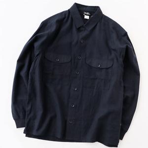 gym master(ジムマスター) 麻レーヨン シャツジャケット G321645