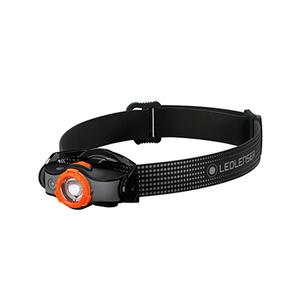 LED LENSER(レッドレンザー) LL MH5 Orange(GIFTBOX) 最大400ルーメン 単三アルカリ電池式 43137
