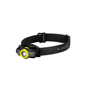 LED LENSER(レッドレンザー) LL MH5 Yellow(GIFTBOX) 最大400ルーメン 単三アルカリ電池式 43138