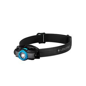 LED LENSER(レッドレンザー) LL MH5 Blue(GIFTBOX) 最大400ルーメン 単三アルカリ電池式 43139