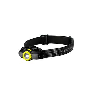 LED LENSER(レッドレンザー) LL MH3 Yellow(GIFTBOX) 最大200ルーメン 単三電池式 43134