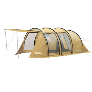 TENT FACTORY(テントファクトリー) フォーシーズン トンネル 2ルームテント L (アルミポール) TF-4STU2A-NL