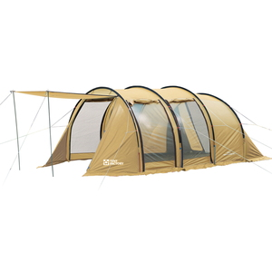 TENT FACTORY(テントファクトリー) フォーシーズン トンネル 2ルームテント L TF-4STU2-NL