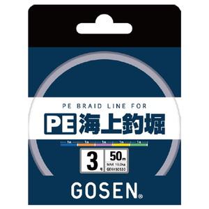 ゴーセン(GOSEN) PE海上釣堀 50m GEK450530