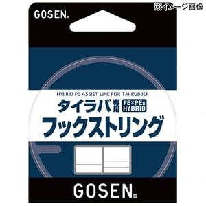 ゴーセン(GOSEN) タイラバ専用 フックストリングス 10m 6号/55lb ピンク GOT8P0160