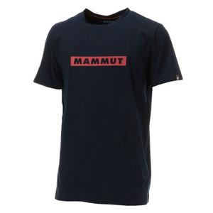 MAMMUT(マムート) QD Logo Print T-Shirt AF Men's 1017-02010
