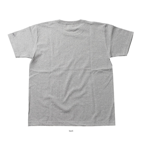 ユニフレーム(UNIFLAME) 【ユニフレーム×ナチュラム】7.1オンス へヴィーウェイトTシャツ URNT-5 メンズ半袖Tシャツ