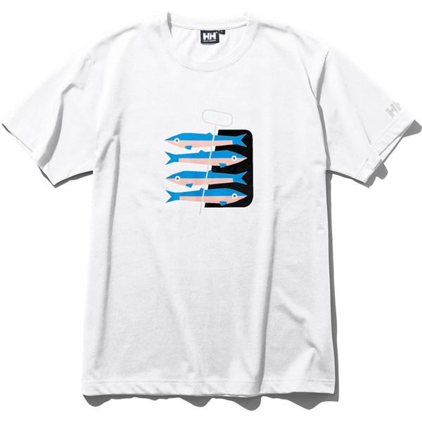 HELLY HANSEN(ヘリーハンセン) S/S Apner Tee(S/S オプナー ティー) Men's HE62025 メンズ速乾性半袖Tシャツ