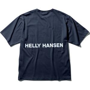 HELLY HANSEN(ヘリーハンセン) S/S Back Logo Tee(ショートスリーブ バック ロゴ ティー)Men's HE62029