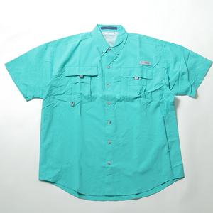 Columbia(コロンビア) Bahama II S/S Shirt(バハマ II ショートスリーブシャツ) Men's FM7047