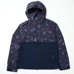 【送料無料】Columbia(コロンビア) Hazen Patterned Jacket(ヘイゼン パターンド ジャケット) Men's S 465(Portland Icons Denim) PM3795